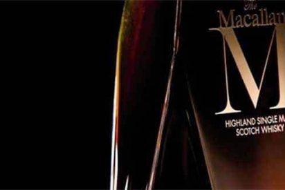 Para beber el mejor whisky del mundo hace falta algo más que clase...¡463.000 €!