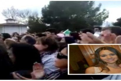 """Medio millar de personas recorre el tramo donde se vio a Malén Ortiz por última vez: """"No pararemos hasta encontrarla"""""""