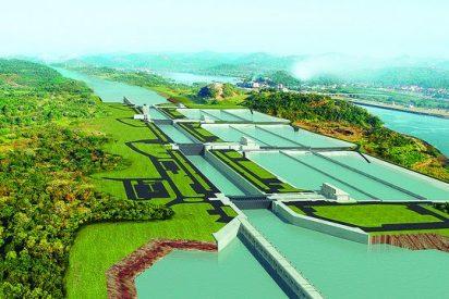 Sacyr suspenderá la ampliación del Canal de Panamá porque no llega el dinero