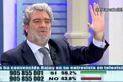 """MAR: """"Lo siento por Ortega Lara, pero el resto de Vox no tiene nada que decir en España"""""""