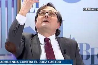 """Marhuenda contra Pedrojota: """"Los que someten a escarnio a la Infanta les hubiera gustado que fuese a defender su piscina"""""""