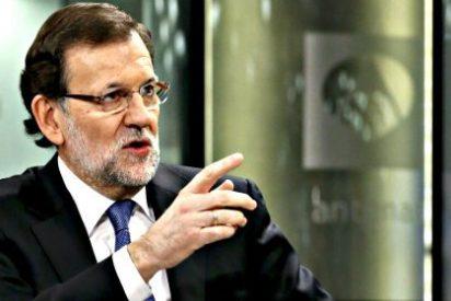 """Mariano Rajoy: """"Garantizo que no habrá ni referéndum ni independencia en Cataluña"""""""