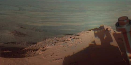 Encuentran pruebas de la existencia de agua dulce en Marte