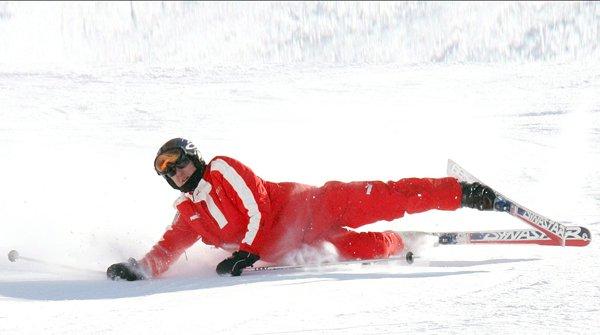 Los investigadores explican el accidente de Schumacher