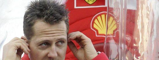 Michael Schumacher regresa al quirófano