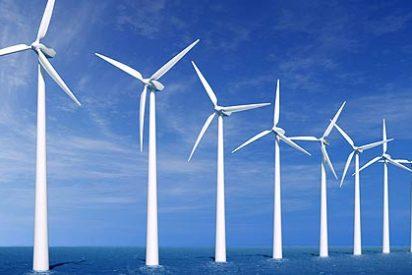 La energía eólica se convierte en la primera fuente de electricidad en España