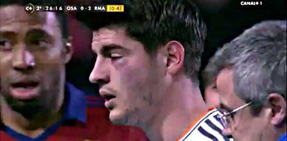 El Real Madrid gana sin despeinarse al Osasuna y ya está en cuartos de la Copa