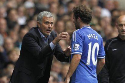 Mourinho da el 'OK' a la cesión de Mata al Atléti