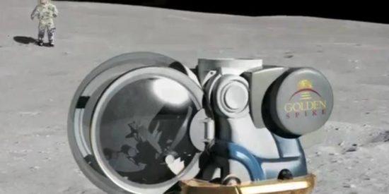 Vuelos de 'bajo coste' para ir con su pareja a la Luna: 750 millones de dólares del ala