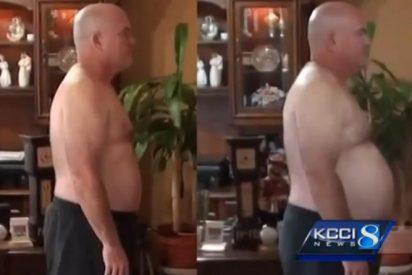 ¿Dieta milagro? ¡Un profesor adelgaza 16 kilos comiendo exclusivamente en McDonald's!
