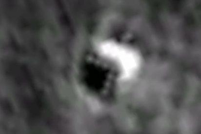 [Vídeo] Descubren una misteriosa nave espacial en la Luna gracias a Google