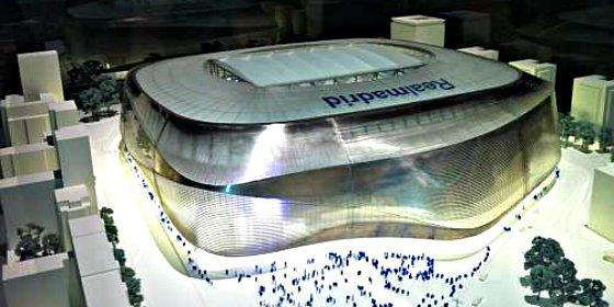 El nuevo Bernabéu del Real Madrid lo hará la empresa alemana GMP con diseño de arquitectos catalanes