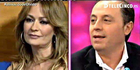 Olvido Hormigos, la exconcejal del vídeo porno, y su corneado marido se confiesan en TV