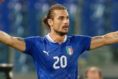 Osvaldo suspendido dos semanas por el Southampton