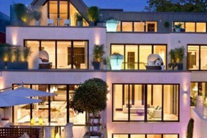 La super mansión de Özil en Chelsea