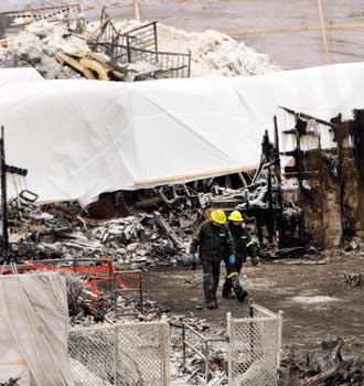 El Papa lamenta el incendio en una residencia de ancianos de Canadá