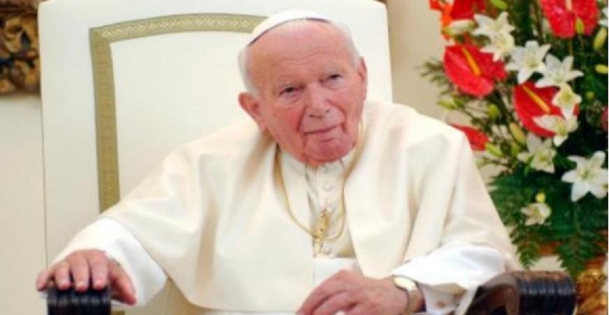 Roban una reliquia con sangre de Juan Pablo II en una iglesia italiana
