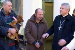 El funeral de Alessandro en el Vaticano