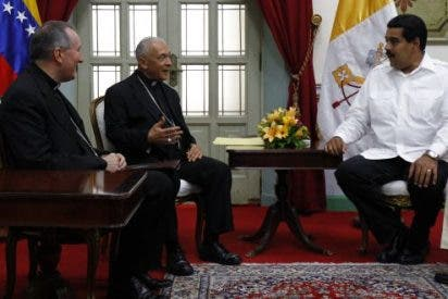 Maduro tiende puentes con la Iglesia venezolana