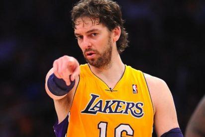 Los Lakers ahora quieren renovar a Gasol