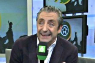 """Josep Pedrerol: """"Punto Pelota acabó en diciembre y ahora vuelve convertido en El Chiringuito"""""""