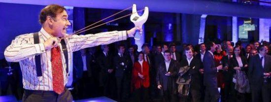 Pedrojota arranca el año obsequiando a Rajoy una encuesta envenenada con mucho pesimismo
