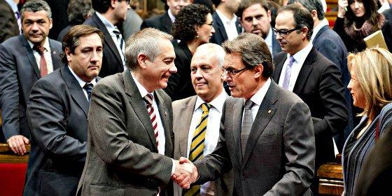 El PSC o la fractura social (y política) de Cataluña
