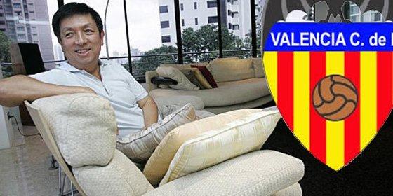 Lim medita retirar su oferta por el Valencia