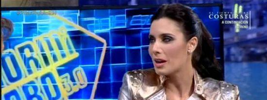 Pilar Rubio da la campanada y regresa de nuevo a la televisión de la mano de 'El Hormiguero'