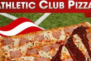 El Athletic saca su pizza