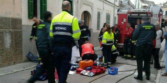 Mueren dos hombres en sendos incendios en Ibiza y Mallorca: uno de ellos iba a ser ingresado por un cáncer terminal