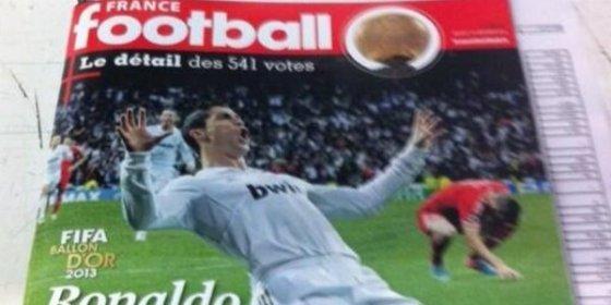 Filtran la portada del ganador del Balón de Oro