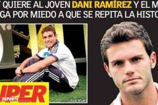 El Valencia va a por un jugador del Real Madrid
