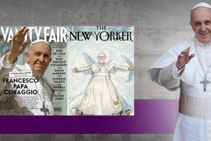 Francisco, en diez portadas