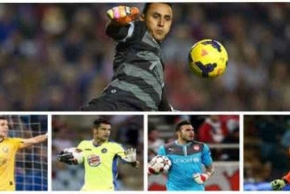 Los cinco candidatos a la portería del Atlético