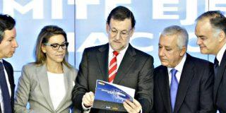 Mariano Rajoy se remanga por fin para intentar sacar al PP de su letargo