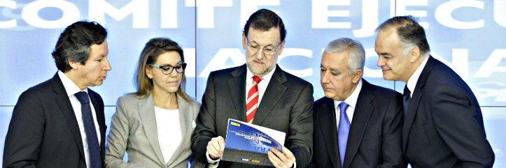"""Mariano Rajoy: """"Cataluña ha perdido la batalla internacional y haría el ridículo"""""""