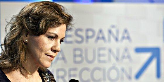 María Dolores de Cospedal abre la Convención que lanzará al PP a las europeas