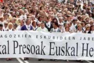 Curas vascos se suman a la manifestación del sábado en favor de los presos de ETA