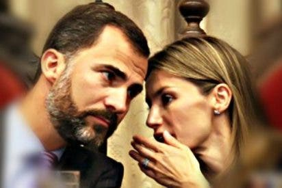 ¿Disimulan Felipe y Letizia para que no se sepa lo que pasa en su casa?