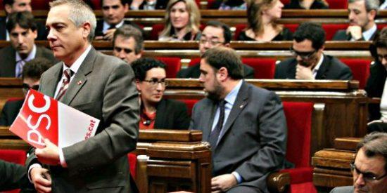 El Parlament catalán aprueba el 'Derecho a Dividir' España