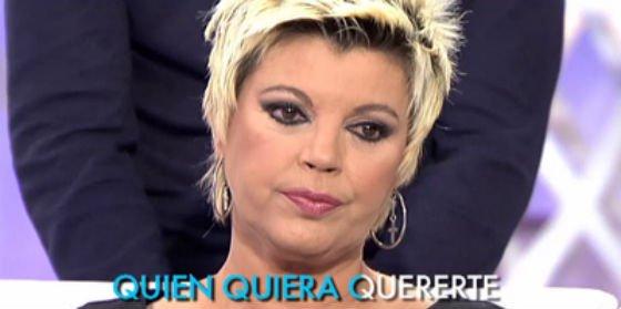 """Terelu Campos, de nuevo por los suelos: """"Me parece lamentable que vengas a ejercer de Teresita de Calcuta"""""""