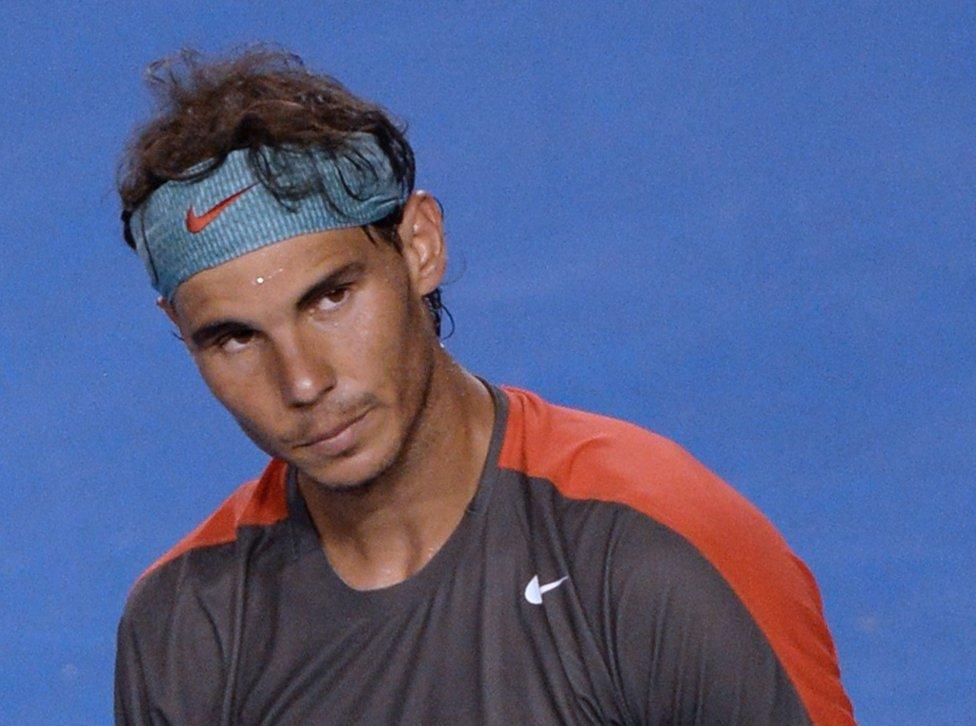 Rafa Nadal, lesionado y dolorido, pierde la final del Open de Australia tras una lucha agónica contra Wawrinka