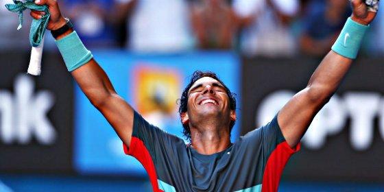 Nadal arrolla a Federer en su mejor partido del torneo y se cita con Wawrinka