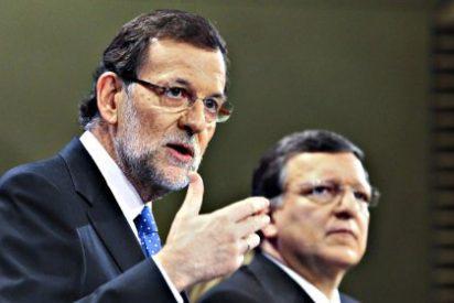 """Mariano Rajoy a Artur Mas: """"Con decisiones unilaterales es imposible dialogar"""""""