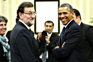 El presidente Obama elogia a Mariano Rajoy por su