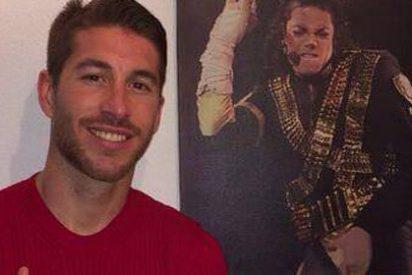 Sergio Ramos 'resucita' a Michael Jackson para solidarizarse con Di María