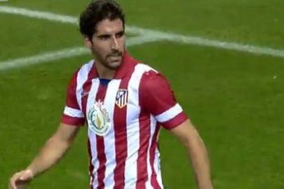 Quieren llevárse a Raúl García del Atlético de Madrid