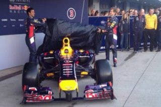 Así es el temible Red Bull