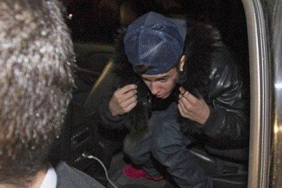 [Vídeo] El no va más: detienen ahora a Justin Bieber por darle de tortas al chófer de su limusina